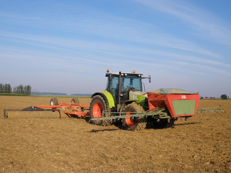 Le forum gtp news 1 re communaut francophone agricole - Semer a la volee ...