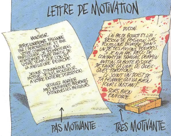 lettre de motivation pour air france