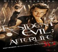 فيلم Resident Evil IV Afterlife 2010 مترجم بجودة DVD-R5