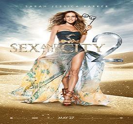 فيلم Sex And The City 2 2010 مترجم بجودة DVDrip دي في دي