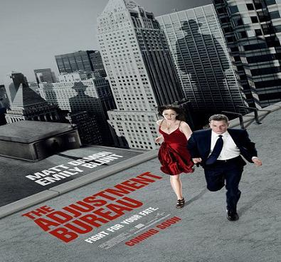 فيلم The Adjustment Bureau 2011 مترجم DVD PPVRip - دي في دي
