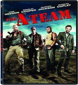 فيلم The A Team 2010 مترجم بجودة DVDrip دي في دي ريب اصلية