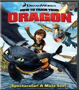 فيلم How To Train Your Dragon مدبلج عربي بجودة BluRay