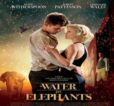 فيلم Water For Elephants 2011 R5 مترجم بجودة دي في دي