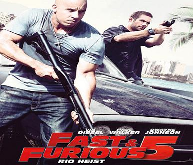 فيلم Fast And Furious 5 2011 مترجم بجودة PPVRip