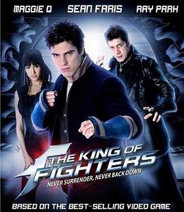 فيلم The King Of Fighters 2010 BDRiP مترجم - أكشن وخيال علمي