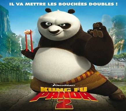 فيلم Kung Fu Panda 2 2011 مترجم بجودة DVDRip دي في دي