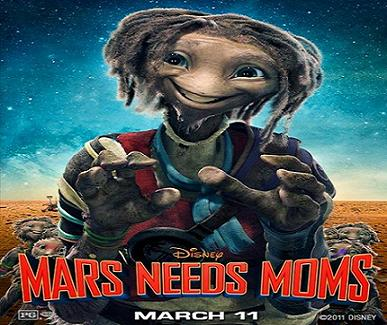 فيلم Mars Needs Moms 2011 Blu-ray مترجم بجودة بلوراي