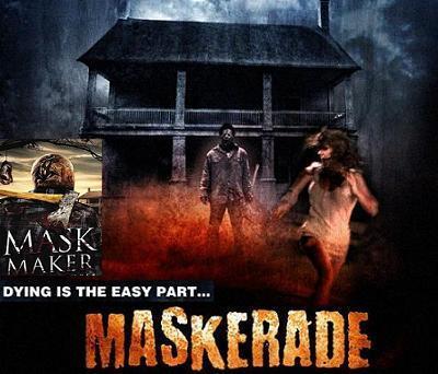 بإنفراد - فيلم MASK MAKER 2011 مترجم جودة DVDRip