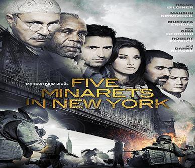 حصريآ فيلم Five Minarets in New York 2010 مترجم بجودة BluRay