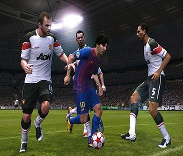 تحديث لعبة PES2011 باتش الإصدار V.3.00