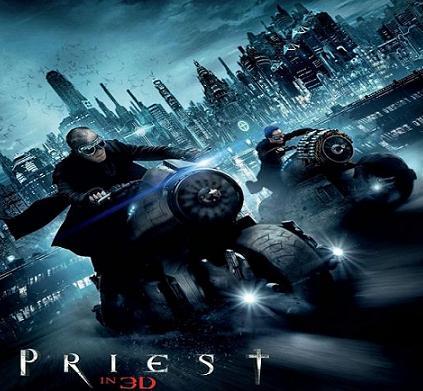 فيلم Priest 2011 Bluray مترجم بجودة بلوراي تحميل ومشاهدة