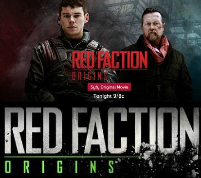 بإنفراد - فيلم Red Faction Origins 2011 مترجم DVDrip