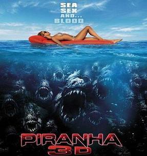 فيلم Piranha 3D مترجم نسخة R5 دي في دي