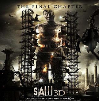 فيلم Saw 3D 2010 نسخة CAM غير مترجمة بحجم 295 ميجا