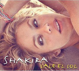 البوم Shakira Sale El Sol - شاكيرا 2010