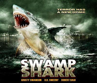 بإنفراد - فيلم Swamp Shark 2011 مترجم جودة DVDRip