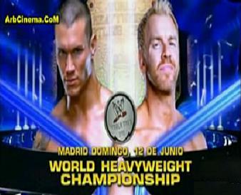 عرض WWE Friday Night Smackdown 2011.06.10 تحميل ومشاهدة