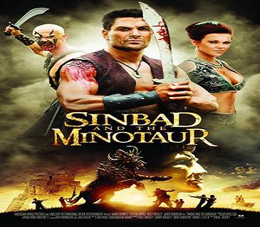 فيلم Sinbad And The Minotaur 2011 مترجم بجودة DVDRip ديفيدي