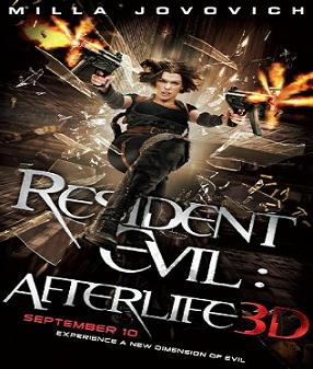 فيلم Resident Evil IV Afterlife 2010 مترجم بجودة TS