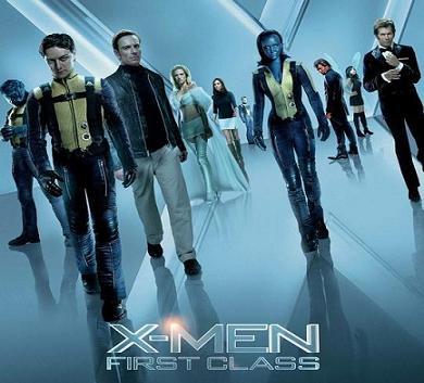 فيلم X-Men First Class 2011 R5 مترجم بجودة DVD دي في دي