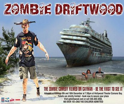 حصريآ فيلم Zombie Driftwood 2010 مترجم بجودة DVDrip