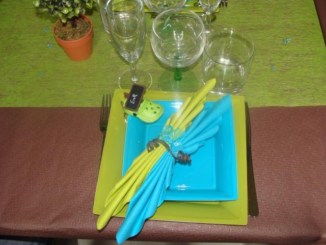 Liens utiles pour mariage vert anis et turquoise