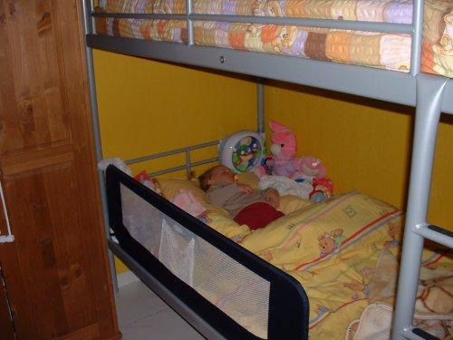 Barriere de lit b b s de l 39 ann e forum grossesse b b - Barriere de lit conforama ...