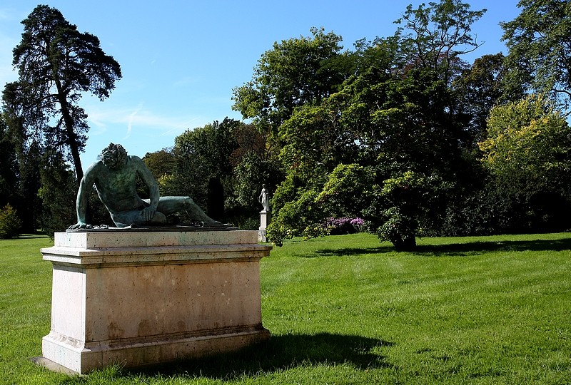 Jardin anglais de fontainebleau for Jardin en anglais