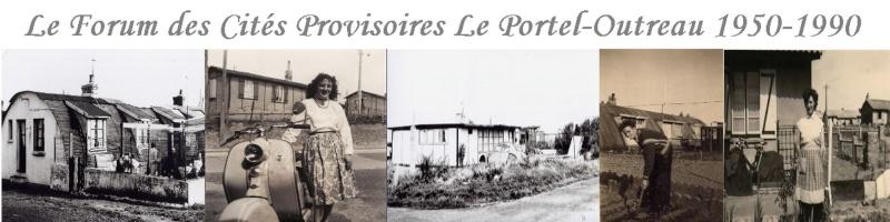 Les Cités provisoires Le Portel Outreau