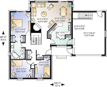Reto casa nueva vida nueva for Planos de casas sims