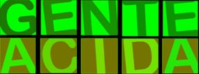 GENTE ÁCIDA, la página de las redes sociales de la Comunidad y sus blogs!