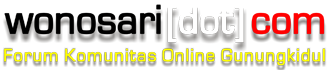 Forum Komunitas Online Gunungkidul
