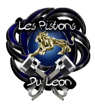 groupe de motards pays du leon