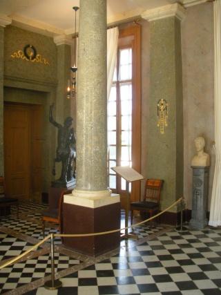 La malmaison for Garde meuble luxembourg