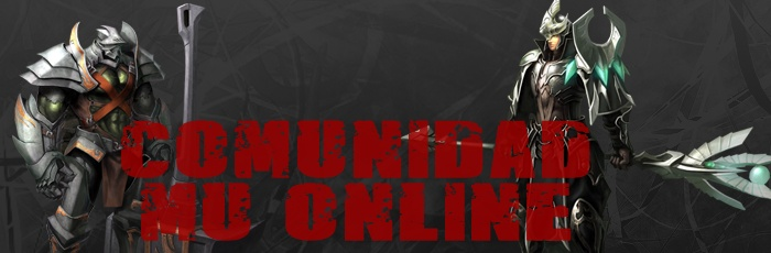 Comunidad Mu Online