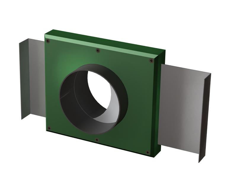 Tuyau Aspiration Machine A Bois - Obturateursà guillotines pour aspirateur