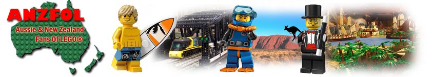 Australian and New Zealand Fans Of LEGO - Forum