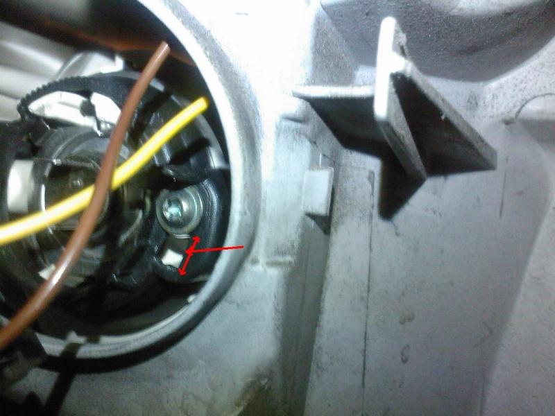 Changement D Ampoule Pour Mercedes Classe B Feux De Croisement