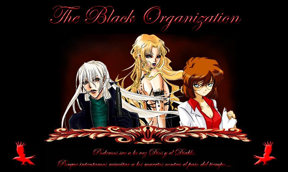 Detective conan: La organización negra, todo sobre ellos.