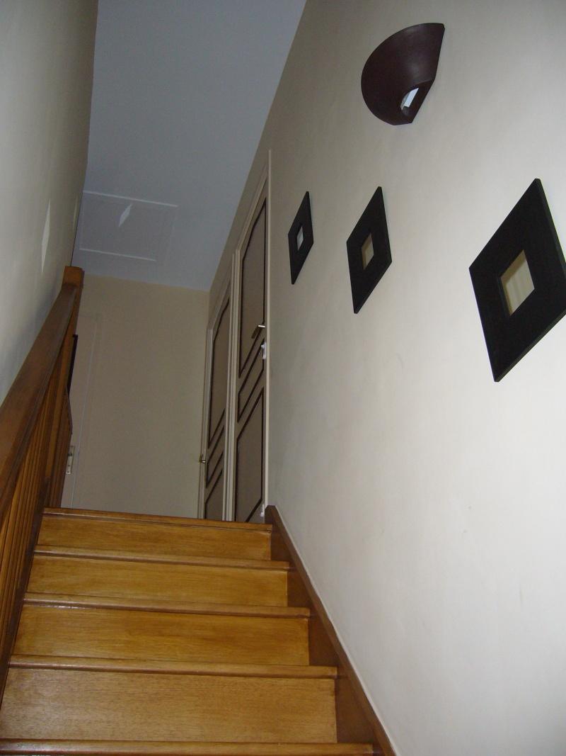 Couleur des murs de ma salle manger salon page 2 - Quelle couleur pour une cage d escalier sombre ...