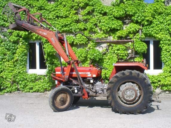 Fourche tracteur massey ferguson traktorpool schlepper - Tracteur avec fourche ...