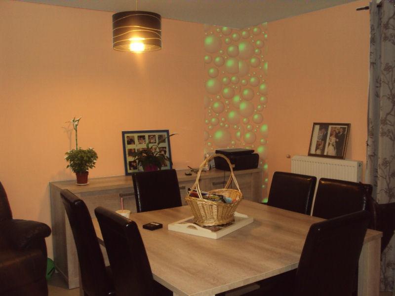 Cuisine ouverte sur salon et sejour couleur des murs for Couleur pour mur salon
