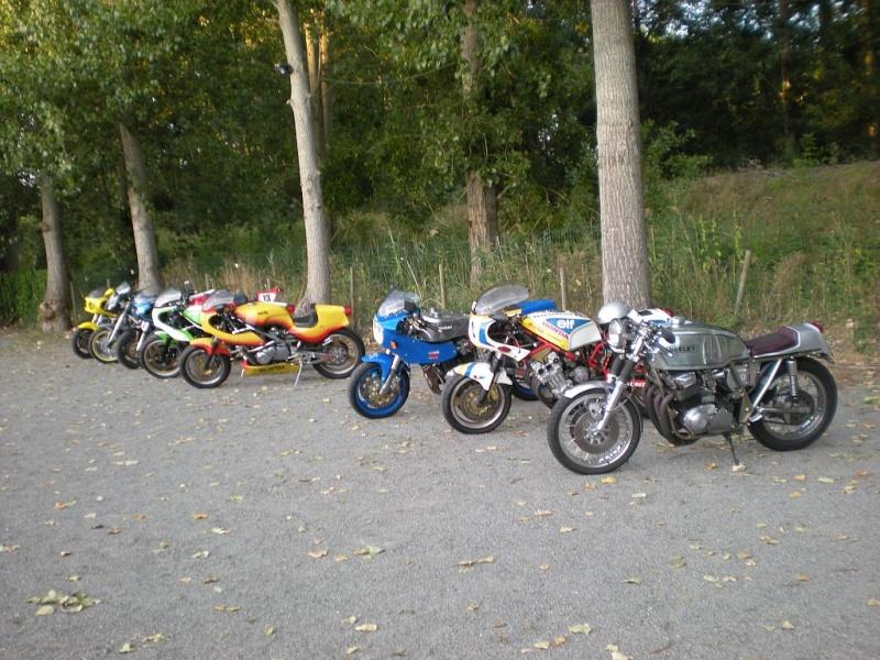 Moto rencontre rive sud