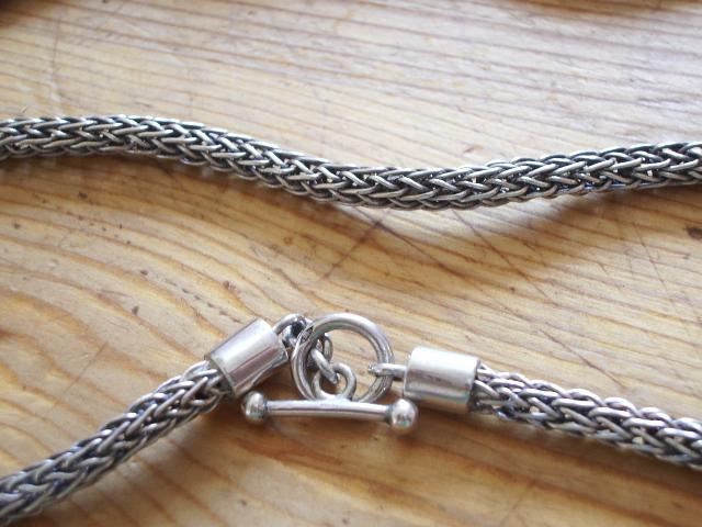 Embouts de chaine tricotin viking - Comment faire du tricotin ...