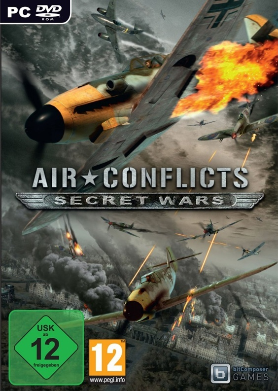 Air Conflicts Secret Wars-FLT