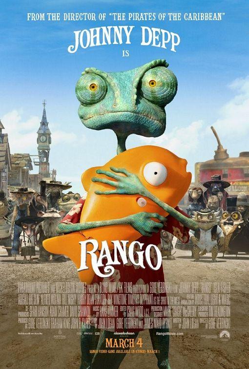 Rango (2011) DVDSCR - 720x304 - MKV - ShAaNiG