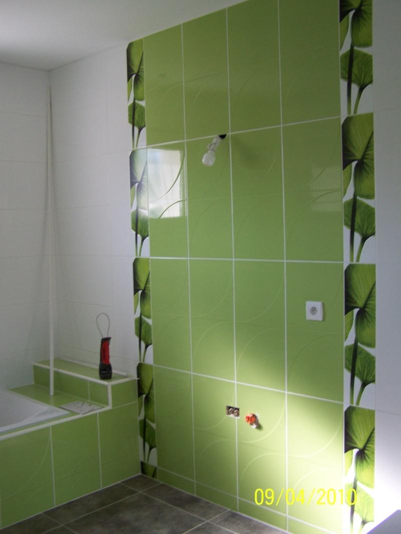 Conseils salle de bain page 3 for Conseil carrelage salle de bain