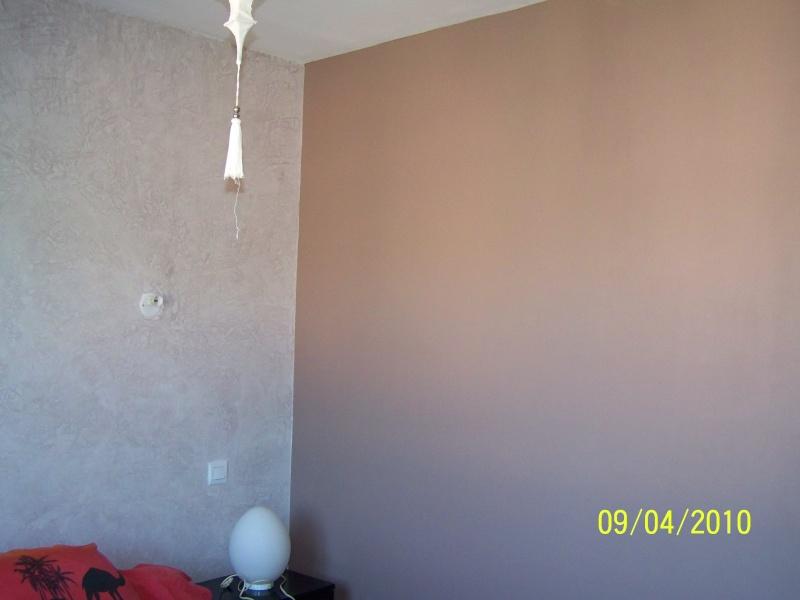 Peinture chambre termin un conseil pour le reste for Conseils peinture chambre