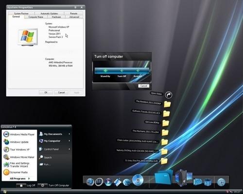 Windows Xp Sp3 v.3